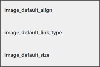 WordPressで「添付ファイルの表示設定」の既定値を変更するには