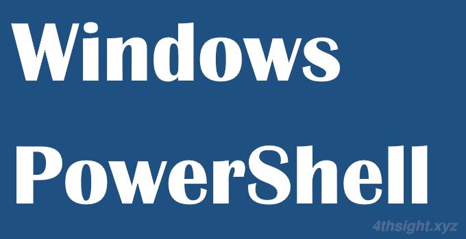 Windows10のPowerShellでインターネットからファイルをダウンロードする