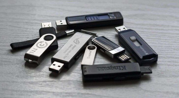 Windows10でUSBメモリやSDカードのデータを復旧する(USBメモリ復旧)