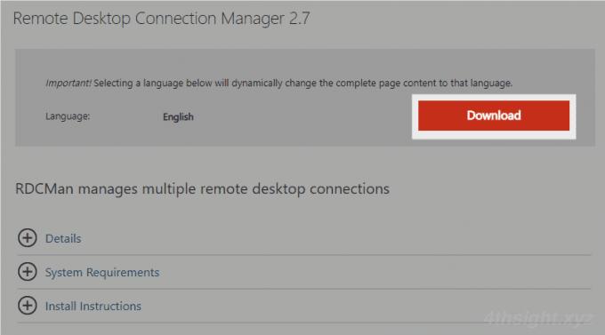 Windows10でリモートデスクトップ接続を一括管理するなら「RDCMan」