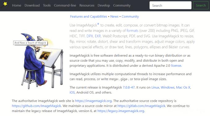 Windows10で画像を一括処理したいときに便利なコマンドラインツール(ImageMagick)
