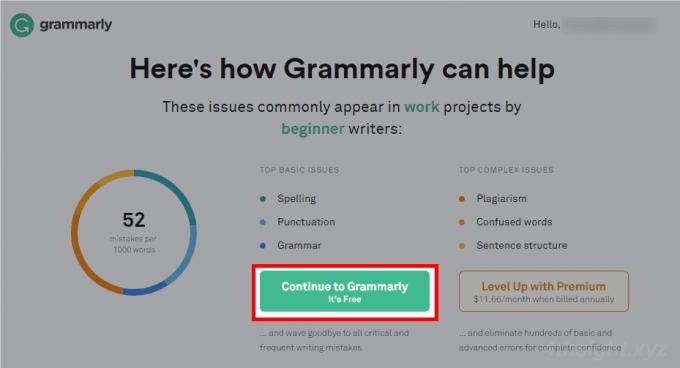 英文作成をラクにしてくれるツール(Grammarly)