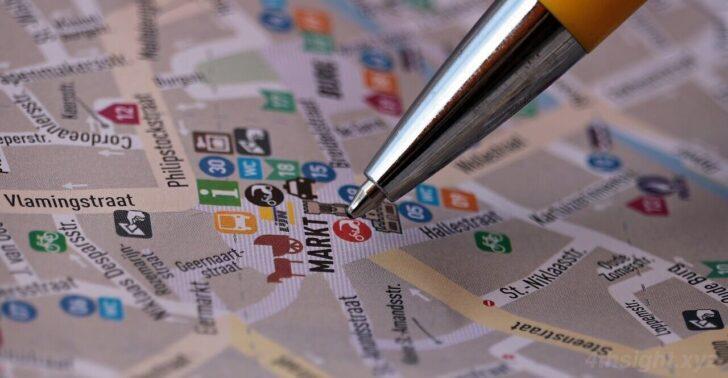 不慣れな場所での待ち合わせでも「Googleマップ」アプリがあれば安心