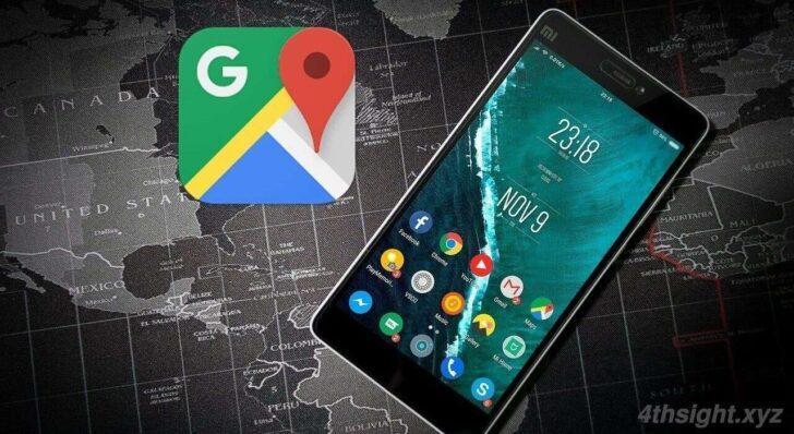 スマホ向け「Googleマップ」アプリをオフラインで利用する方法