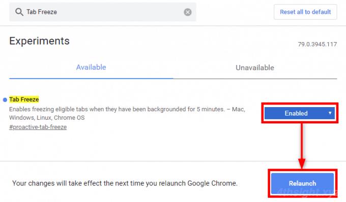 Google Chromeで使用していないタブを一時停止できる「Tab Freeze」機能を使ってみる。