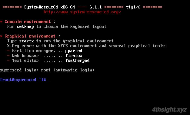 パスワードを忘れてWindows10にサインインできなくなった時の復旧ツール「chntpw」