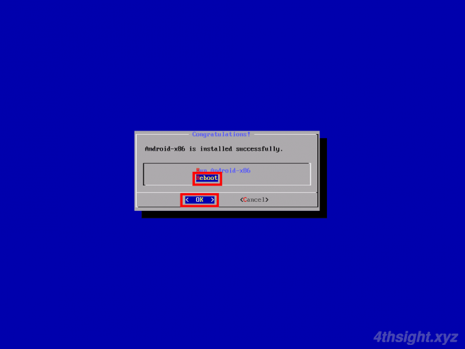 Windows10のHyper-Vに「Android-x86」の仮想マシンを作成する方法