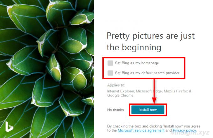 Windows10のデスクトップ背景にBingの美しい画像を設定したいなら「Bing Wallpaper」