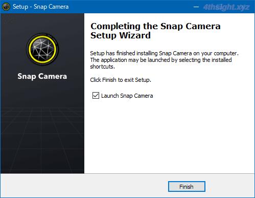 Webカメラに映る背景や自分を加工するなら「Snap Camera」