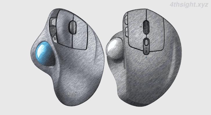 狭いデスクでも快適なPC操作を求めるならマウスより「トラックボール」