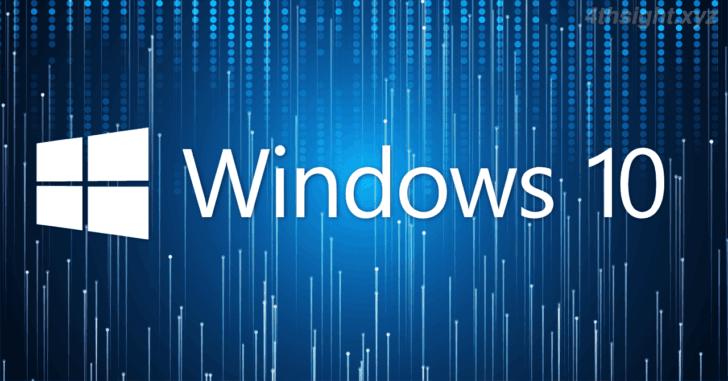 Windows10:インストールメディアのバージョンやエディションを調べる方法
