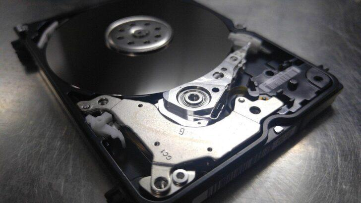 ハードディスクの故障の前兆をいち早く察知する方法
