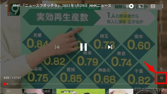 スマホ向けYouTubeアプリの再生画面の操作方法をマスターする(2021年版)