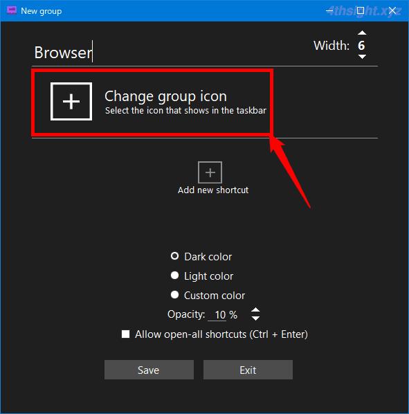 Windows10でタスクバーのアイコンをグループ化したいなら「Taskbar Groups」